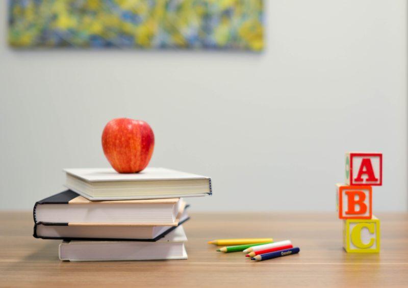 母子家庭 奨学金 本とりんご